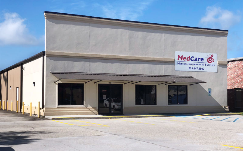 Medcare Medical Equipment and Supplies - About Us