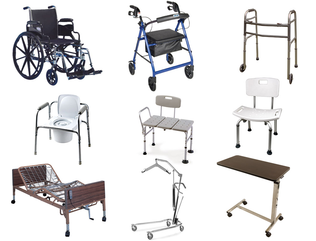 Medcare home medical equipment